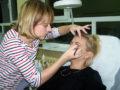 lekcja makijażu